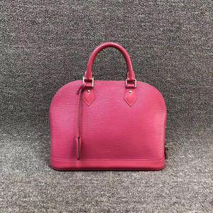 Louis Vuitton 路易·威登粉色手提包
