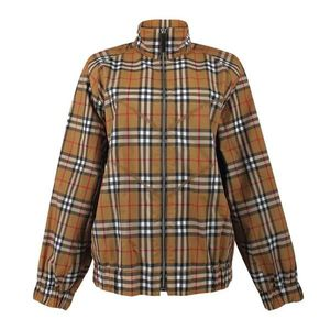 Burberry 博柏利女士格纹夹克外套