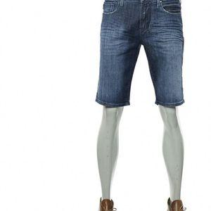 Emporio Armani 阿玛尼男士修身牛仔短裤
