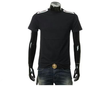 Moschino 莫斯奇诺男士圆领短袖T恤