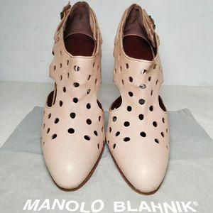 Manolo Blahnik 马诺洛凉鞋