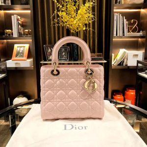 Dior 迪奥lady dior系列手袋