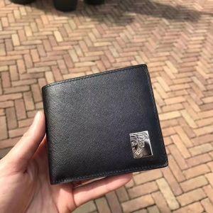 Versace 范思哲男士对折钱包