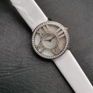 Tiffany & Co. 蒂芙尼18k白金女士手表