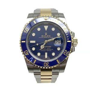 Rolex 劳力士潜航者系列116613LB-97203蓝盘机械表