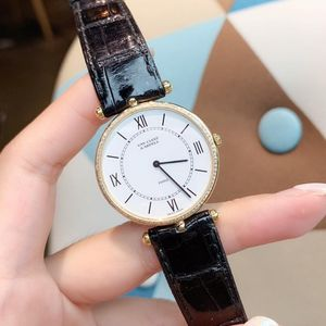 Van Cleef Arpels 梵克雅宝18k后镶钻石英腕表
