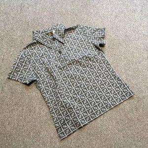 FENDI 芬迪短袖T恤