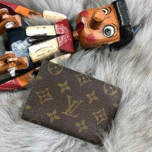 Louis Vuitton 路易·威登卡包证件包