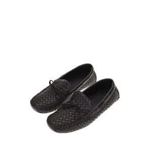Bottega Veneta 葆蝶家黑色休闲鞋