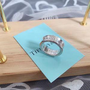 Tiffany & Co. 蒂芙尼1837戒指