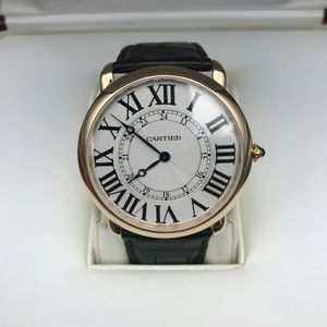 Cartier 卡地亚W6801004手动机械表