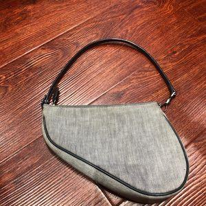 Dior 迪奥马鞍手提包