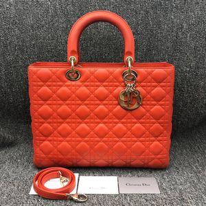 Dior 迪奥戴妃七格手提包