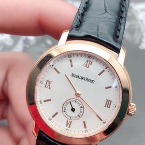 Audemars Piguet 爱彼18k玫瑰金腕表