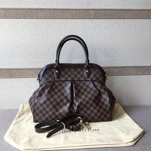 Louis Vuitton 路易·威登棋盘格手提单肩包