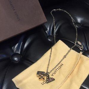 Louis Vuitton路易·威登项链挂饰