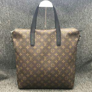 Louis Vuitton 路易·威登男士经典老花公文包