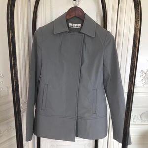 Chloé 蔻依灰色长袖外套风衣