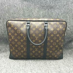 Louis Vuitton 路易·威登老花男士公文包