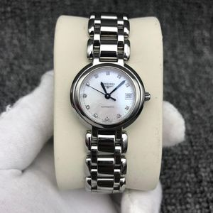 LONGINES 浪琴L8.111.4.87.6优雅系列女士自动机械腕表