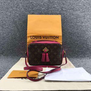Louis Vuitton 路易·威登流苏挂饰相机单肩包