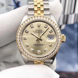 Rolex 劳力士女装日志型279383自动机械女表