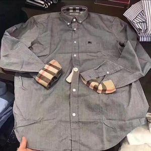 Burberry 博柏利经典格子衬衫