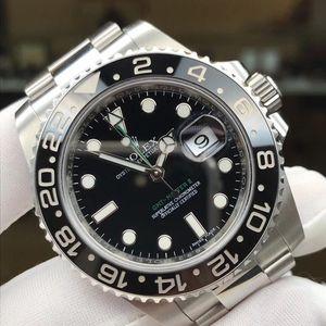 Rolex 劳力士格林尼治GMT 116710LN机械腕表