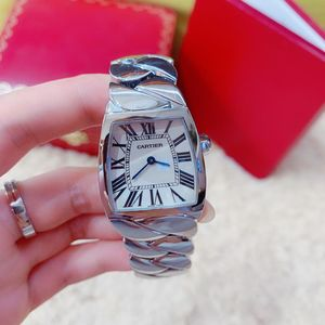 Cartier 卡地亚女士石英腕表