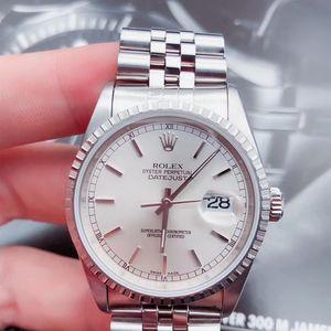Rolex 劳力士16220菠萝圈男士腕表