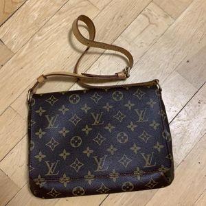 Louis Vuitton 路易·威登横版王菲包单肩包