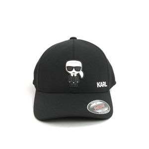 Karl Lagerfeld 卡尔拉格斐老佛爷男士棒球帽