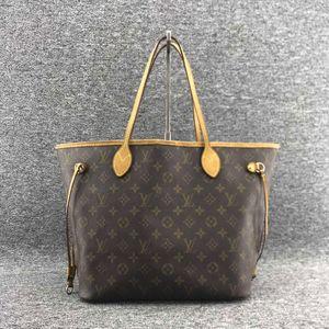 Louis Vuitton 路易·威登女士经典老花购物袋手提包