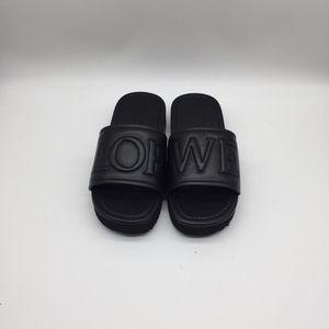 LOEWE 罗意威黑色女士拖鞋