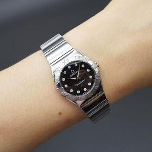 OMEGA 欧米茄星座系列女士石英腕表