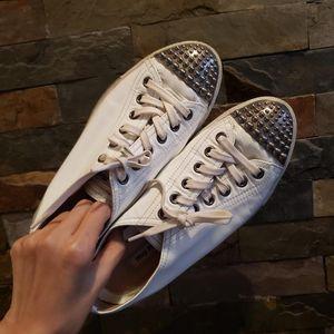 Miu Miu 缪缪平底鞋