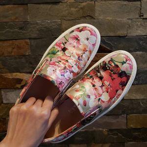 GUCCI 古驰天竺花系列平底鞋