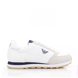 Emporio Armani 安普里奥·阿玛尼男士运动鞋