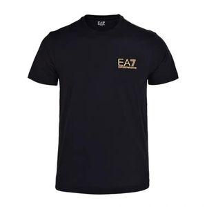 Emporio Armani 安普里奥·阿玛尼男士圆领T恤