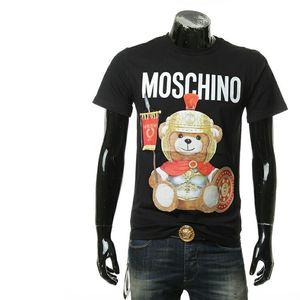 Moschino 莫斯奇诺小熊短袖圆领T恤