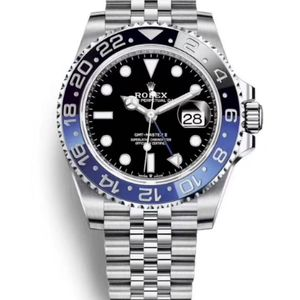 Rolex 劳力士格林尼治型126710机械男表