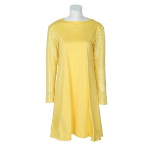 Dior 迪奥中古款纯棉镂空连衣裙