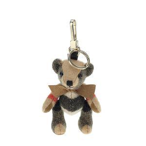 Burberry 博柏利小熊钥匙扣挂件