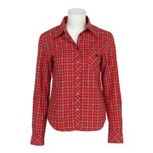 Burberry 博柏利格纹修身衬衫