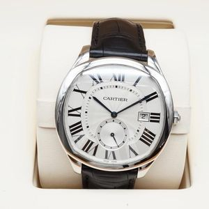 Cartier 卡地亚DRIVE系列WSNM0004男士机械腕表