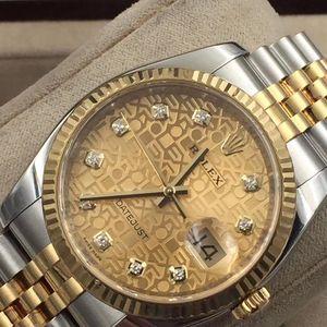Rolex 劳力士日志经典款116233g机械男表