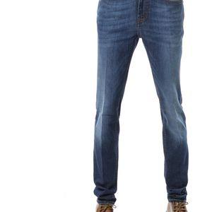 Z Zegna 杰尼亚男士修身牛仔裤