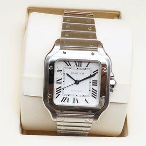 Cartier 卡地亚桑托斯系列WSSA0010机械腕表