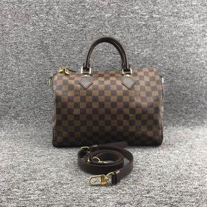 Louis Vuitton 路易·威登棋盘格枕头sp30肩带款手提包