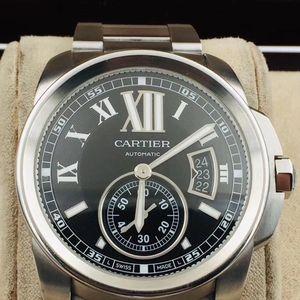 Cartier 卡地亚卡利博系列CALIBRE DE CARTIER自动机械表